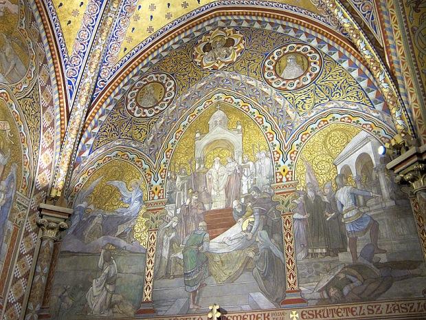 St László chapel