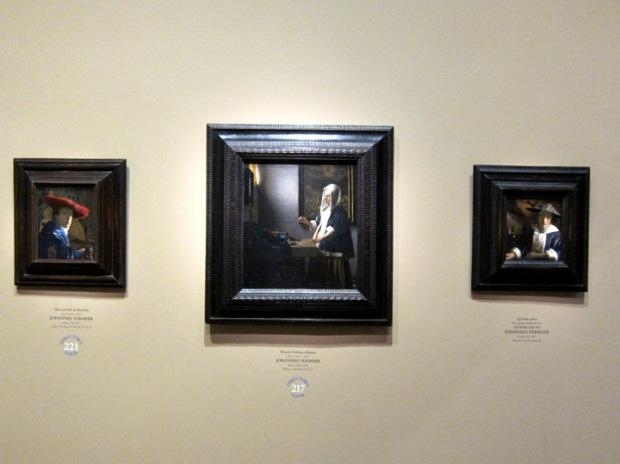 Vermeers, National Gallery of Art