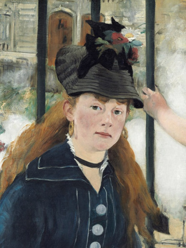 "Edouard Manet, ""The Railway"", National Gallery of Art"