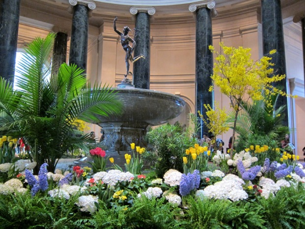 national gallery of art in Spring