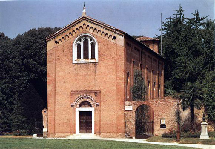 Image result for exterior of scrovegni chapel