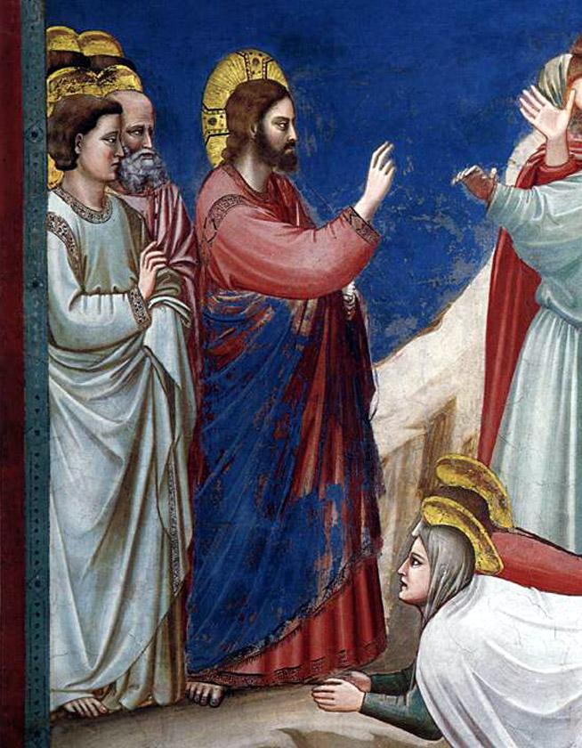 Giotto - Raising of Lazarus