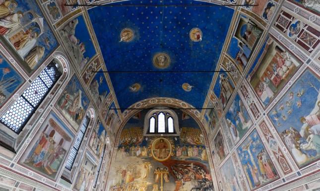 Giotto Scrovegni Chapel, Padua