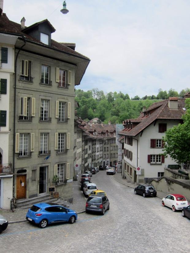 downhill street Bern