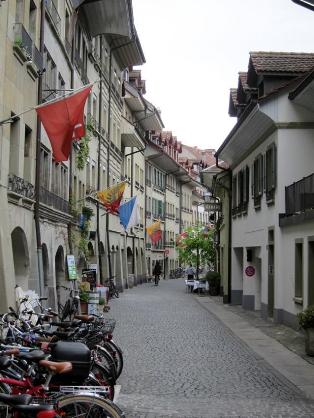 side street Bern