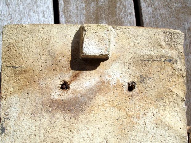 Tile back