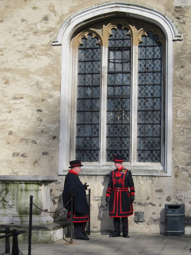 Yeomen Warders of Her Majesty's Royal Palace, Beefeaters
