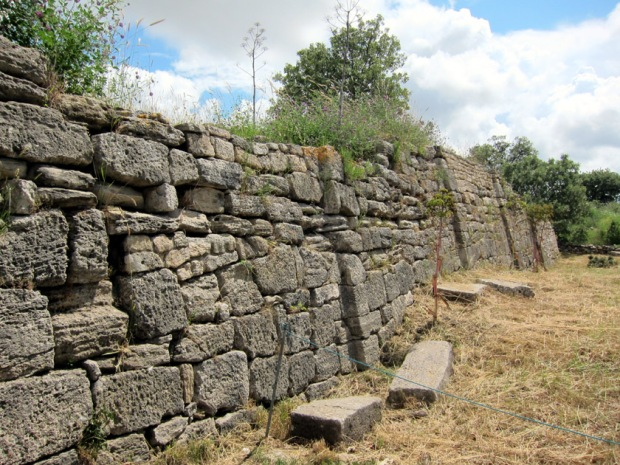 Outer Walls of Troy