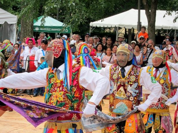 La Fiesta de la Virgen del Carmen, Paucartambo