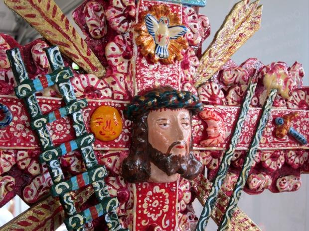 Paper mache crafts, Peru