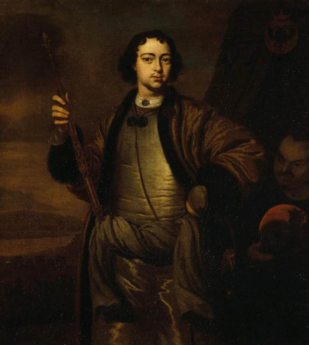 peter the Great - Pieter van der Werff