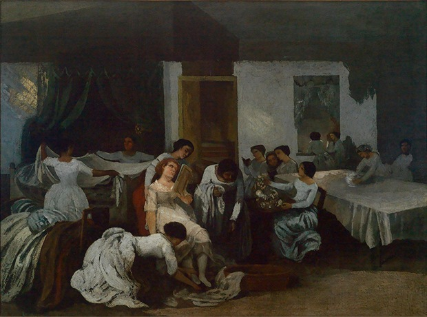 Courbet Bride - Dead Girl