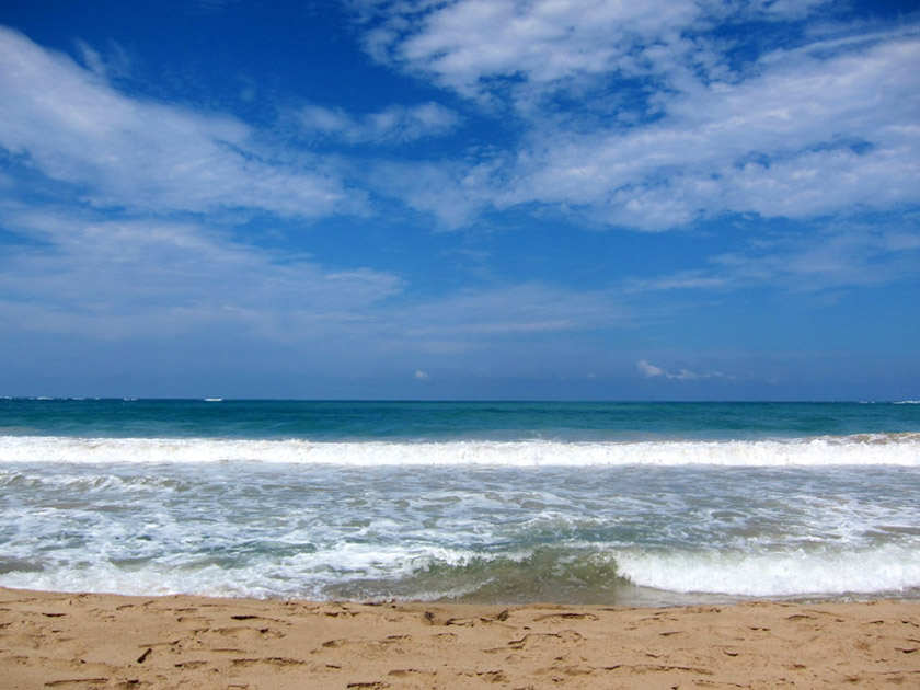 beach, San Juan, PR