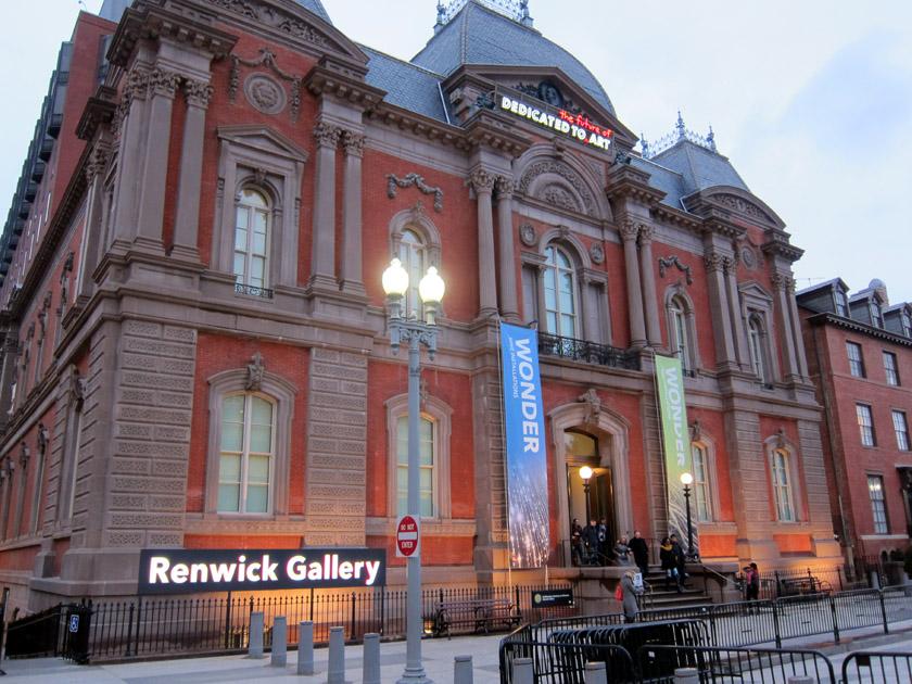 Renwick Gallery facade